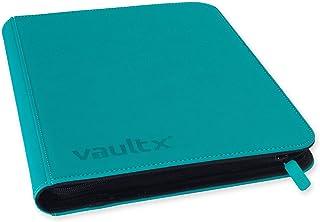 comprar comparacion Vault X® Carpeta Exo-Tec® Premium - Álbum de 9 Bolsillos para Cartas Coleccionables - 360 Bolsillos de Inserción Lateral c...