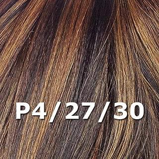 EVE HAIR Casablanca - 100% Heat Retardant Fiber 2 in 1 Bang & Ponytail - Bang Hair Extension with 24