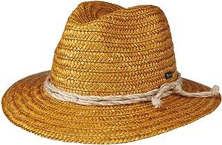 Lipodo Cappello Tirloese di Paglia Donna/Uomo - Made in Italy da Sole Estivo Cappelli Spiaggia Primavera/Estate