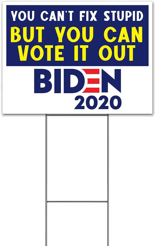 Biden You Can Not Fix Stupid 18