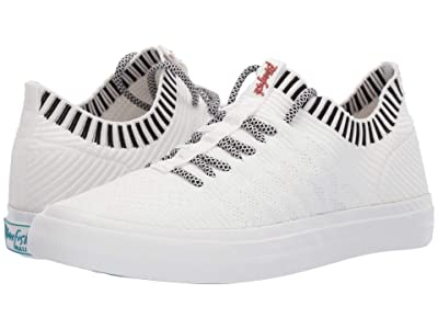 Blowfish Mazaki (Off-White Matrix Print) Women