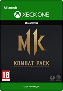 Mortal Kombat 11: Kombat Pack   Xbox One - Code jeu à télécharger
