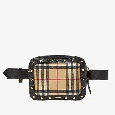 Burberry Kids Elise Lunch Bag 55 (Little Kid/Big Kid) (Black) Bags