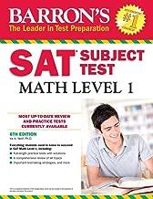 Barron's SAT Subject Test: Math Level 1, 6th Edition