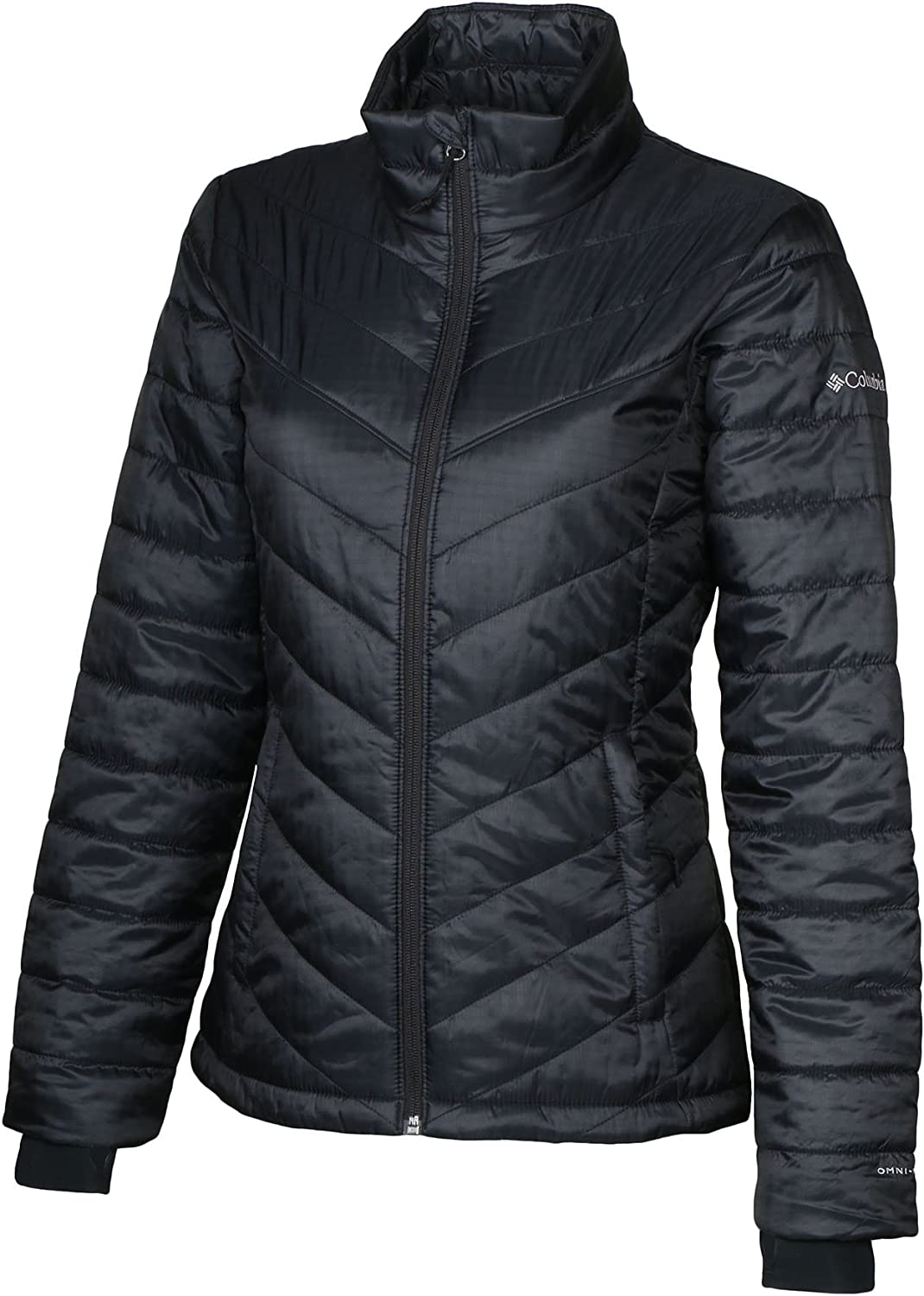 Columbia Women's Morning Light II Insulated OmniHeat Jacket, Black