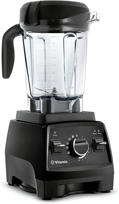 Vitamix Professional Series 750 Blender, Professional-Grade, 64 oz. Low-Profile Container, Black, Self-Cleaning - 1957