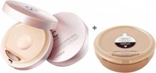 The Face Shop Face It Aura Color Control Cream 20g + Refill 20g (Set)/01 Radiant Beige