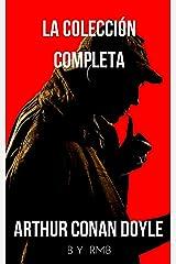 Sherlock Holmes: La colección completa (Clásicos de la literatura) (Spanish Edition) Kindle Edition
