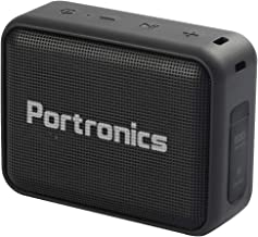 Portronics Dynamo POR-394 5W Bluetooth 5.0 Portable Stereo Speaker with TWS, USB Music & FM Music and Clear Bass Sound, 20...