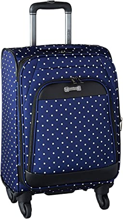 "Kenneth Cole Reaction Dot Matrix Collection - 20"" Carry On"