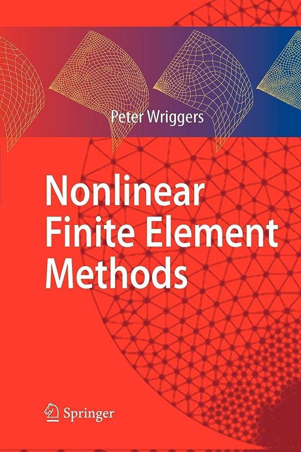 区スイング最も早いNonlinear Finite Element Methods