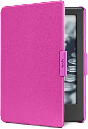 Capa para Kindle 8a. Geração, cor rosa (não compatível com Kindle Paperwhite)