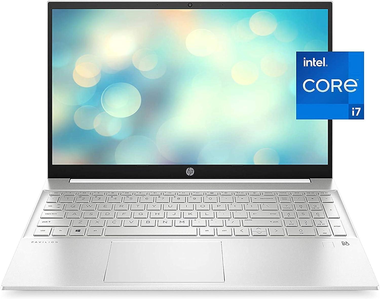 2021 HP Pavilion 15 Laptop, 15.6