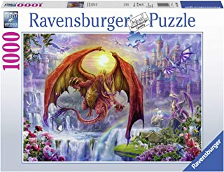 Ravensburger Dragon Kingdom 15269 1000 Piece Puzzle for Adults, Every Piece is Unique, Softclick Technology Means Pieces Fit Together Perfectly