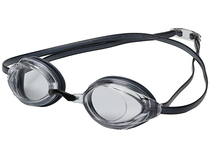 Speedo Vanquisher 2.0 Goggle (Clear) Water Goggles