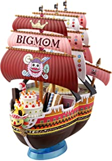 Bandai One Piece Grand Ship Collection Queen Mama SHANTE Model Kit(Japan Import)