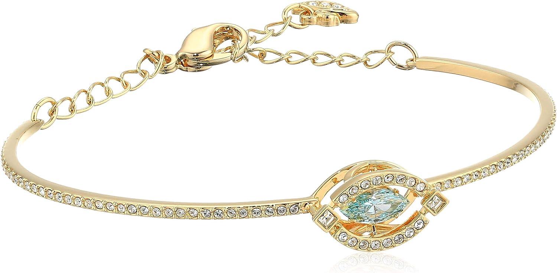 SWAROVSKI Sparkling Dance Bangle Bracelet Cz Mint One Size