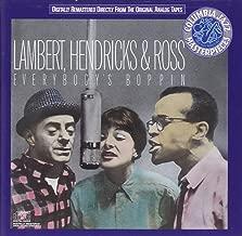 lambert hendricks and ross everybody's boppin