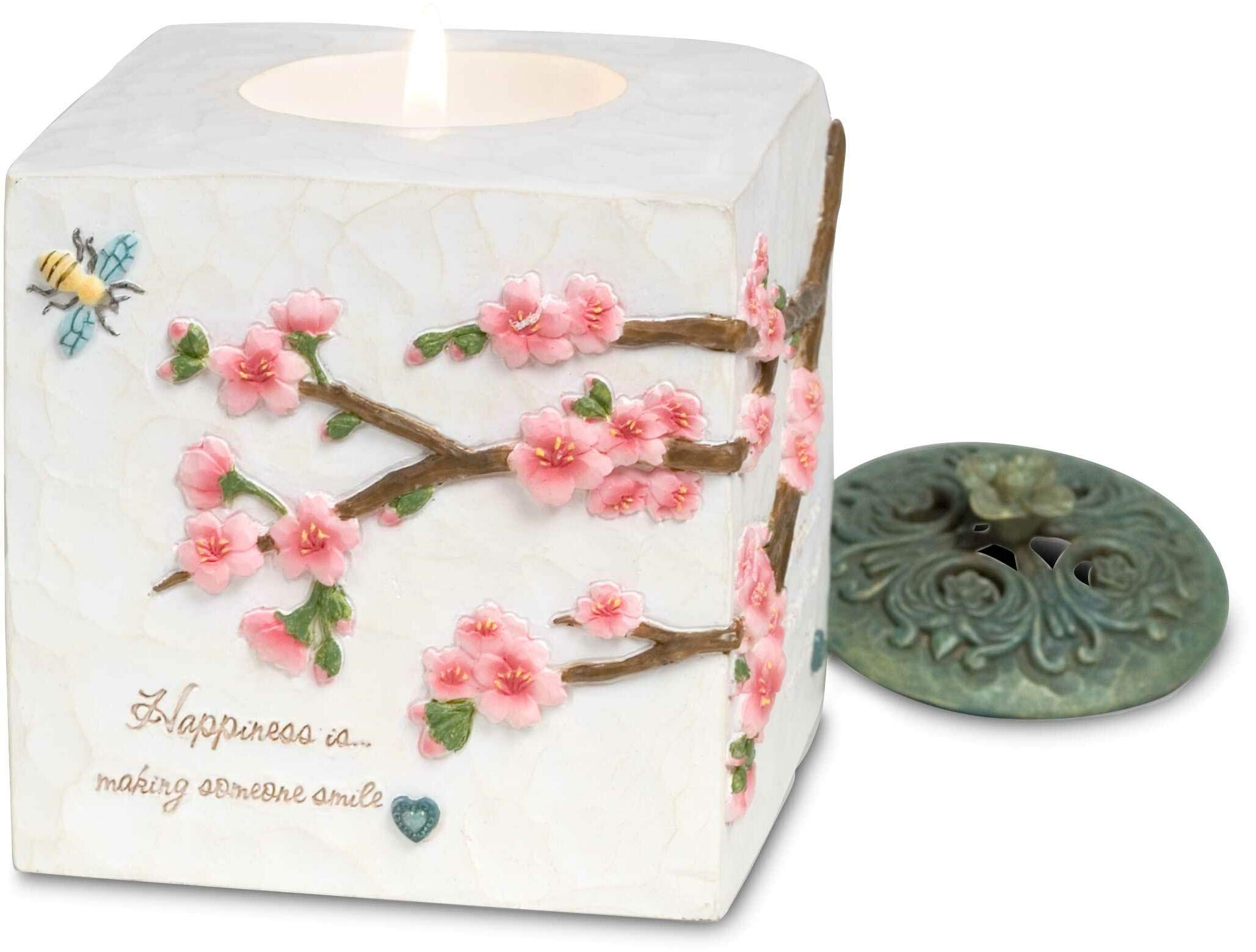 Soy Tealight Natural Tealight Home Decor Japanese Cherry Blossom Tealight