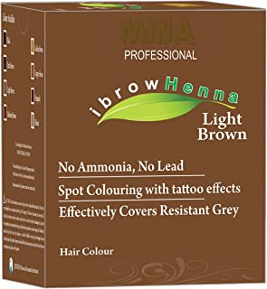 Best professional henna brow kit Reviews