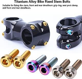 Best titanium mountain bike bolts Reviews