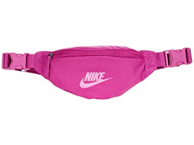 Nike Heritage Small Fanny Pack (Cactus Flower/Cactus Flower/China Rose) Bags