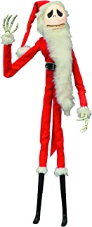 Diamond Select Toys The Nightmare Before Christmas Santa Jack Unlimited Coffin Collection