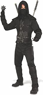 Men's Dark Ninja Costume