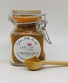 Turmeric Golden Milk Masala-All natural whole spices freshly ground Non-GMO Gluten-Free No Artificial Flavors