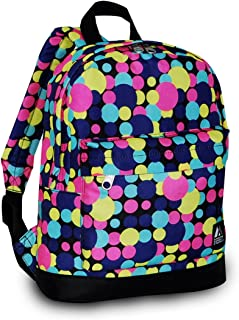 Everest Junior Backpack, Multi Dot, One Size