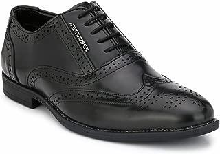 Alberto Torresi Houston Black Formal Shoes
