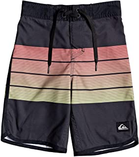 Quiksilver Boys' Little Everyday Grass Roots 14 Boardshort Swim Trunk