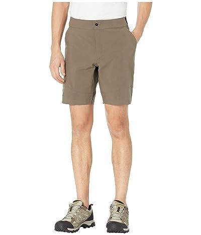 The North Face Paramount Active 9 Shorts (Weimaraner Brown) Men