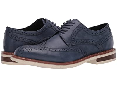 Kenneth Cole Reaction Klay Flex Lace-Up D (Navy) Men