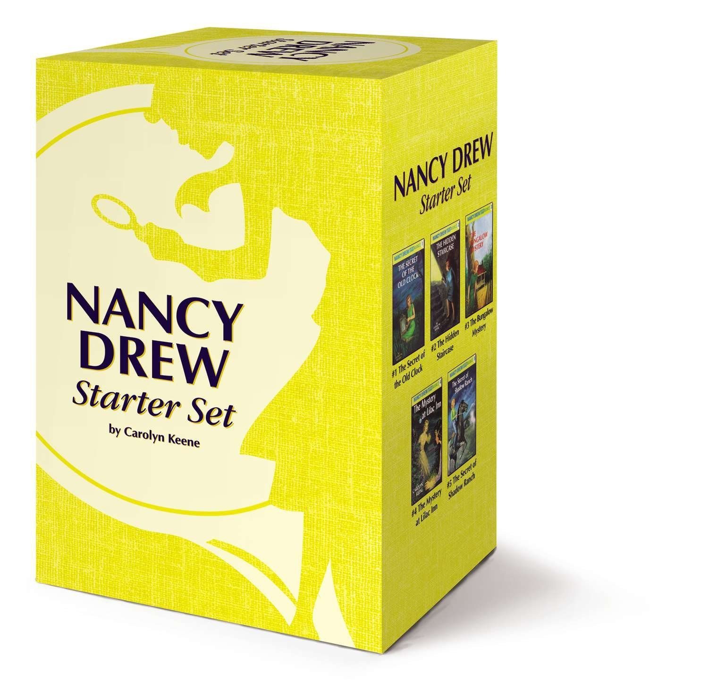 Nancy Drew Starter Set Books