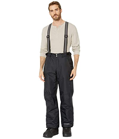 Columbia Bugaboo Omni-Heat Suspendertm Pants (Black) Men