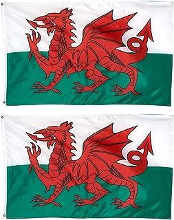 welsh flag kilt