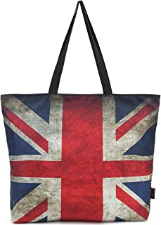Best union jack tote bag Reviews