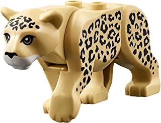 LEGO Leopard Minifigure from Jungle Theme (New for 2017)