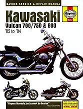 Haynes Kawasaki Vulcan 700/750/800 Manual M2457