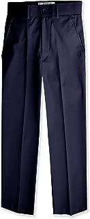 Boys Flat Front Slacks Slim Fit Dress Pants