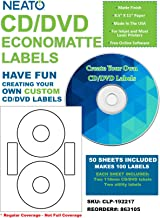 Best dvd label design Reviews