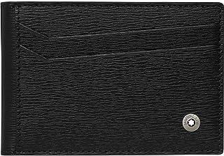 Montblanc Mens Wallet, Black - 116387