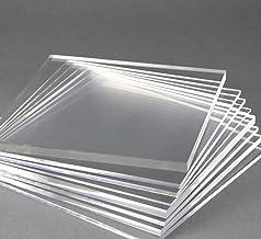 PLEXIGLAS Acrylglas 5mm Klar Zuschnitt Platte Scheibe Windfang Lichtschacht