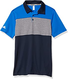 adidas Engineered Stripe Polo Shirt Polo Niños