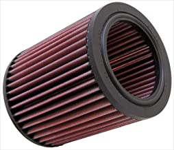 K&N Engine Air Filter: High Performance, Premium, Washable, Replacement Filter: 1975-2000 LAND ROVER/JAGUAR/DAIMLER/FIAT (Defender, 90, 110, Discovery, Range Rover, SD1, XJ6, X-1/9, Strada), E-2350