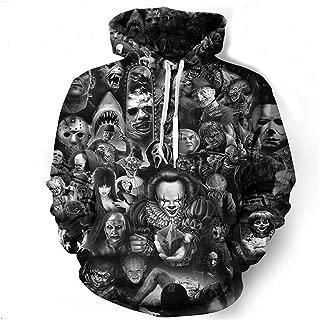 Best all horror hoodie Reviews