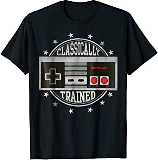 NES Controller Classically Trained Graphic T-Shirt