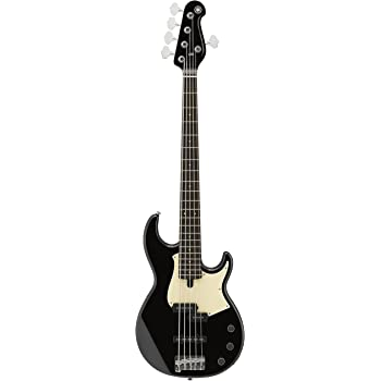 Yamaha BB435 BB-Series 5-String Bass Guitar, Black