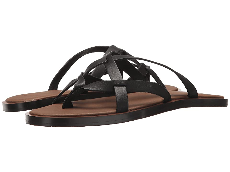 Sanuk Yoga Strappy (Black) Women